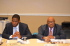Council Meeting: L-R: Mr. Anietie Andy (National Vice President), Mr. David Essien (Legal Counsel)