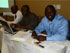 L-R: National President (Obong Umana), National Legal Counsel (Mike Essien) and National Secretary (Isong Ekpenyong)