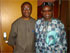 L-R: National Legal Counsel (Mike Essien), Chief Uwem Inim (President, AKISAN Connecticut)