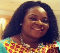 Miss Patricia Udoekong (Treasurer, Akwa Ibom State Association of Nigeria (USA), Inc.)