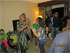Friday Soiree: Chief Uwem Inim (Member, AKISAN Connecticut) and Regina Isong (AKISAN First Lady) Dancing the Night Away